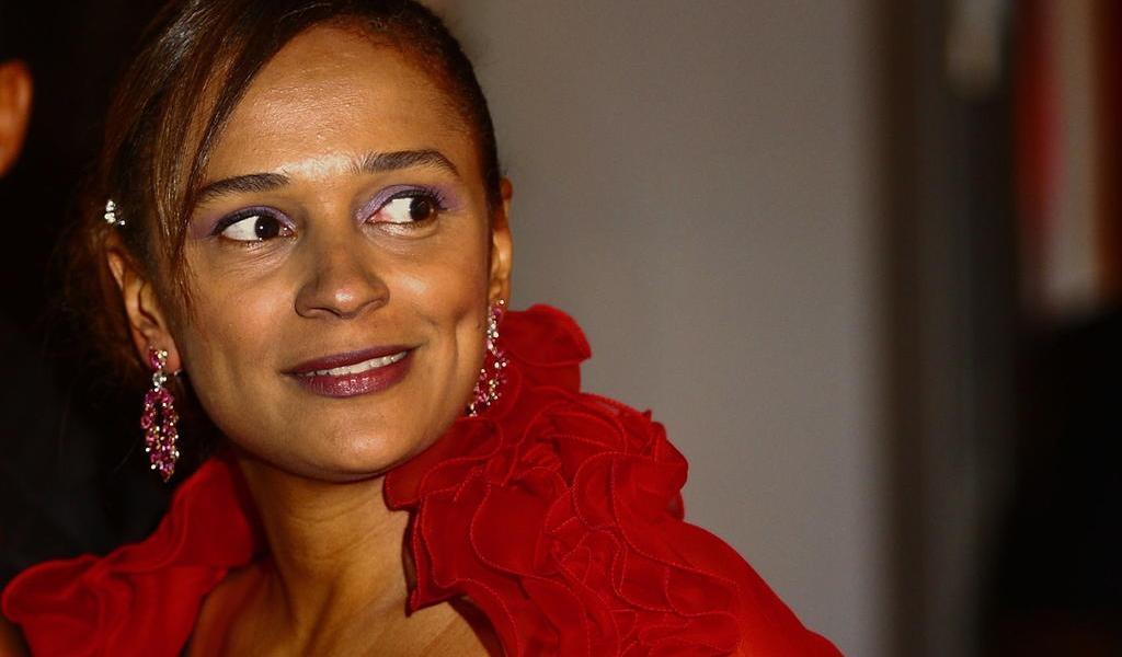 Deja Isabel dos Santos accionariado de Efacec por el caso 'Luanda leaks'
