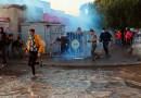 Operación contra protestas deja saldo rojo