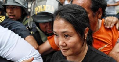 Keiko Fujimori vuelve a prisión por 15 meses