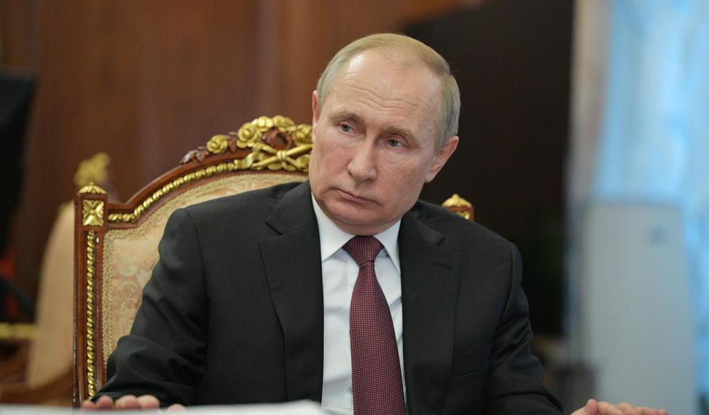 Absuelve Putin a mujer israelí acusada de poseer drogas