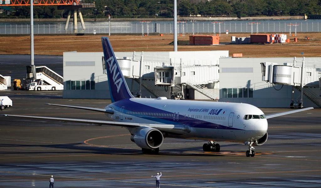 Aterriza en Tokio segundo avión con japoneses repatriados desde Wuhan