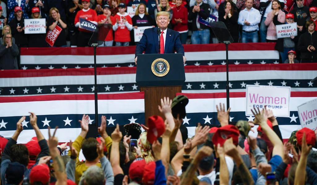 México pagará por el muro a través de las remesas: Trump