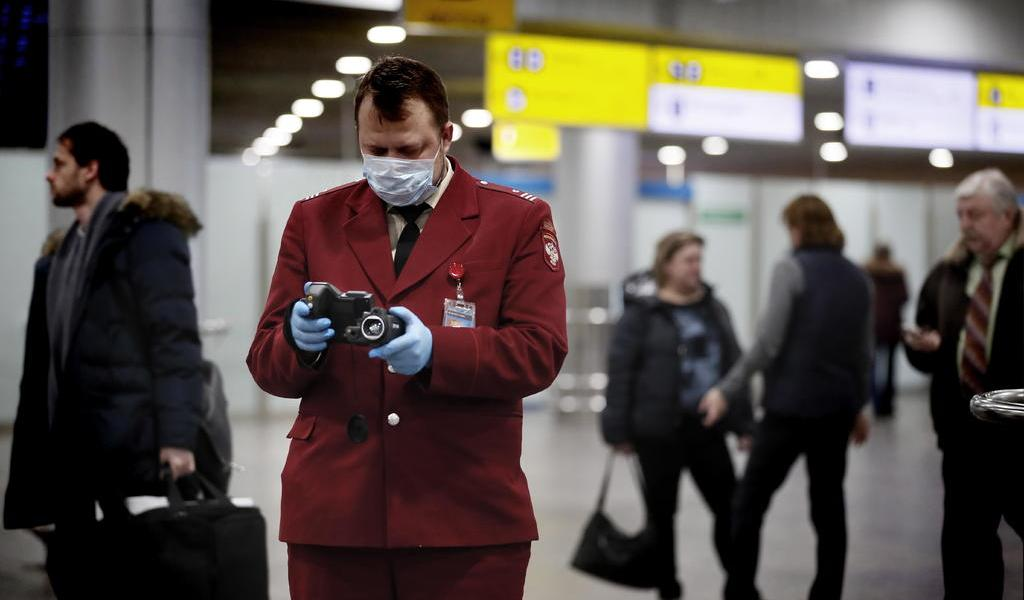 Confirma Rusia sus dos primeros casos de coronavirus