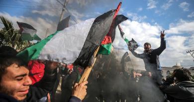 Israel ataca Gaza y se eleva la tensión