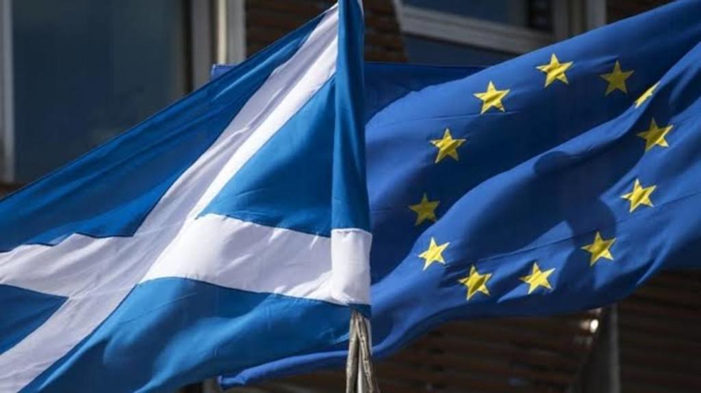 Escocia quiere a la Unión Europea