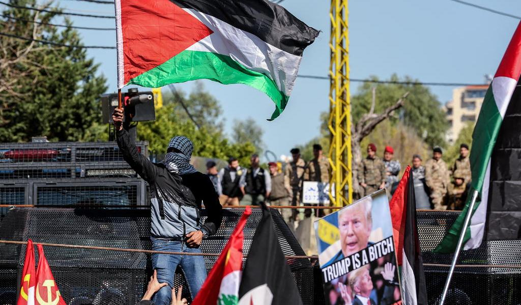 Rechazan plan de paz para Palestina