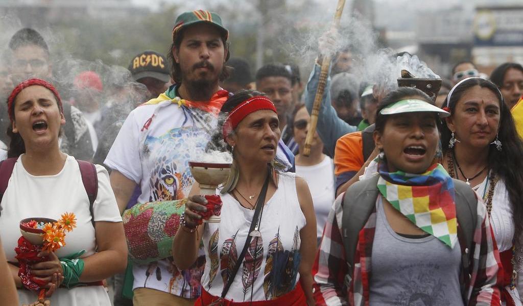 Asesinan a guardia indígena en Colombia