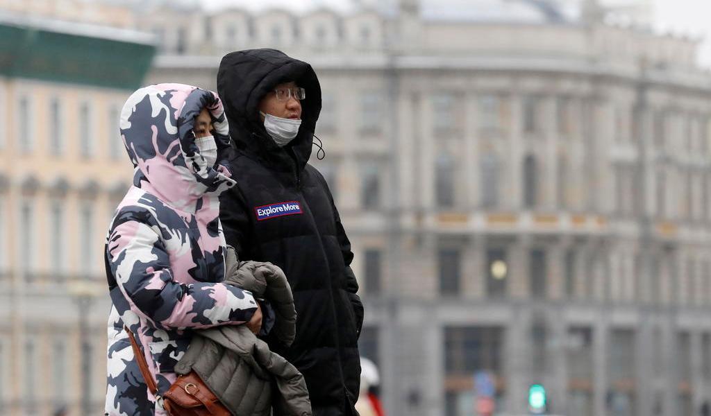 Establece Rusia procedimientos de deportación para extranjeros con coronavirus