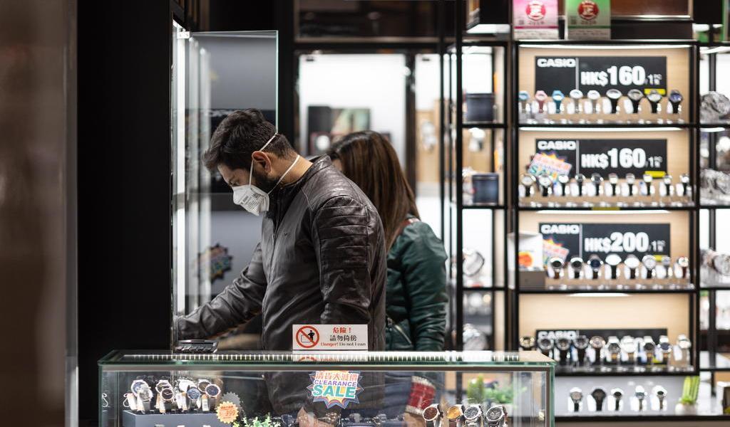 Detectan el primer caso de coronavirus en Bélgica