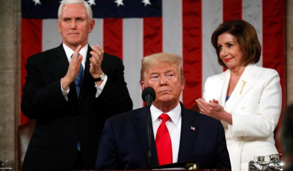 Cruce de indocumentados hacia EUA ha bajado 75 % desde mayo, según Trump