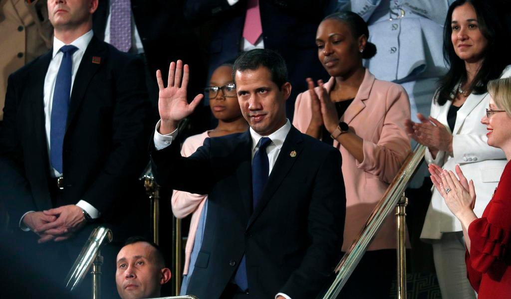 Trump y Guaidó se reunirán este miércoles en la Casa Blanca