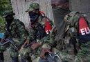 Guerra entre guerrillas dispara desplazamiento