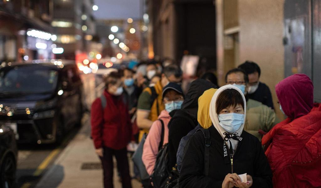 Inicia Canadá la operación para evacuar a sus ciudadanos de Wuhan
