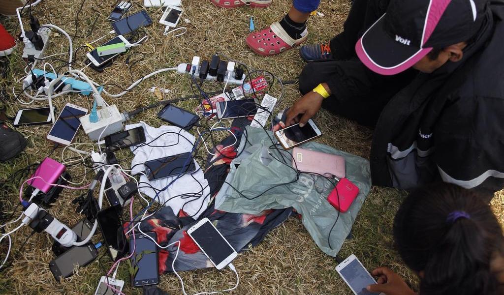 Utiliza EUA datos de localización de celulares para detectar a indocumentados