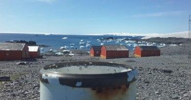 Antártida registra 18 grados Celsius