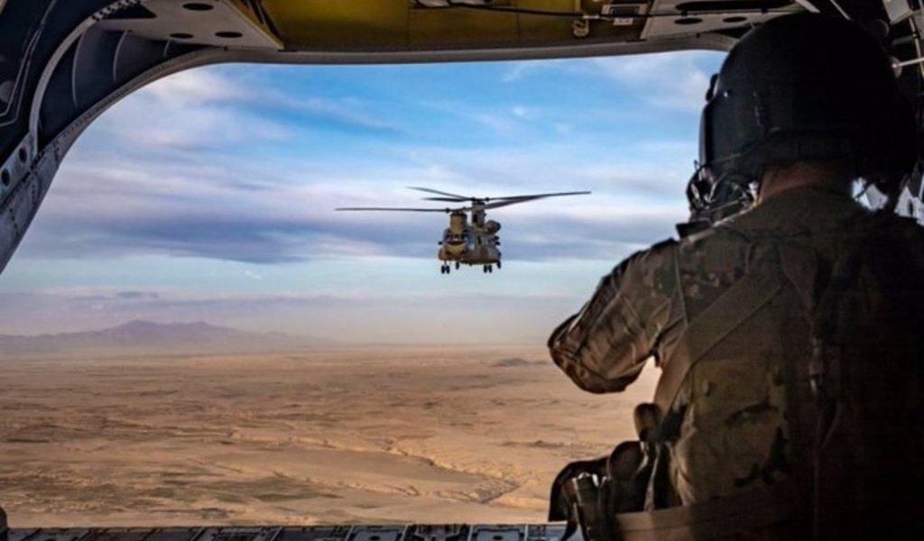 Atacan a militares de EUA en Afganistán
