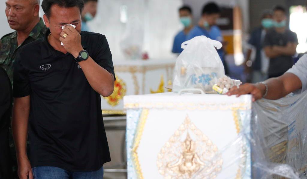 Tailandia, de luto después del peor tiroteo en el país