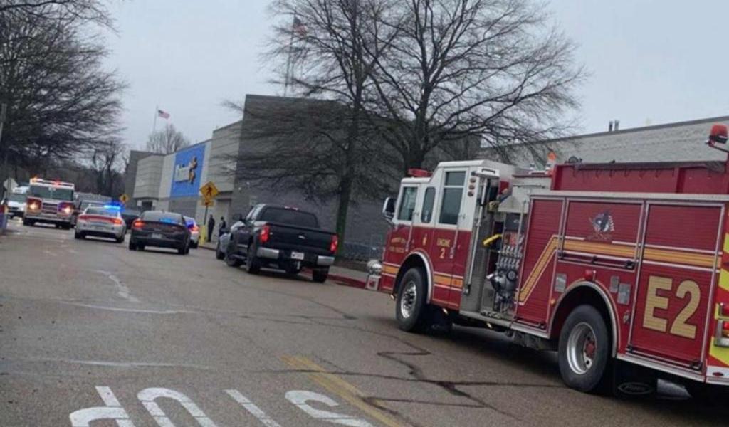 Tiroteo en Walmart de EUA deja al menos un muerto y 2 heridos