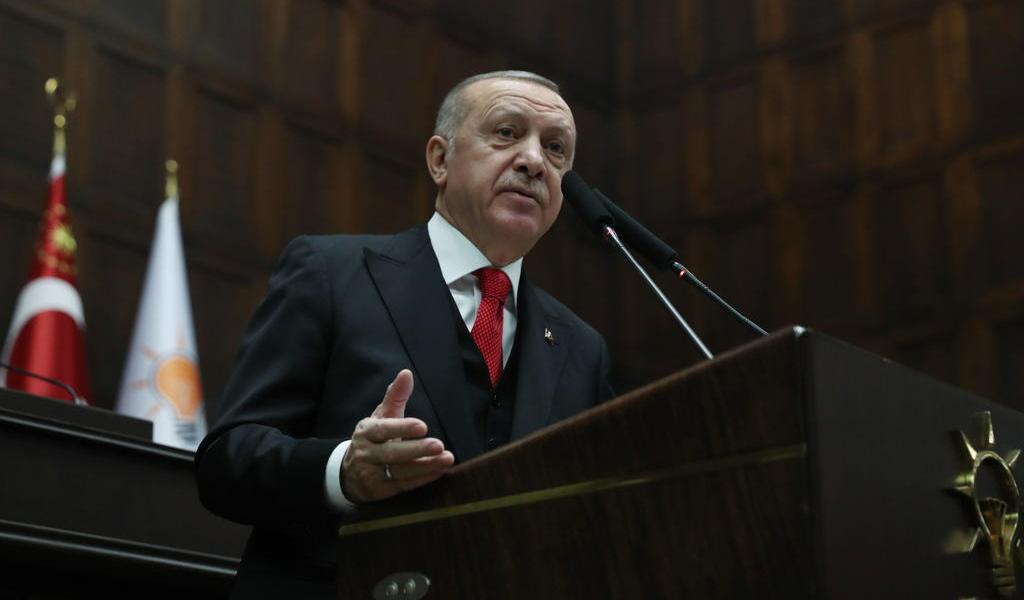 Amenaza Erdogan con atacar a las fuerzas de Asad 'en todas partes' en Siria