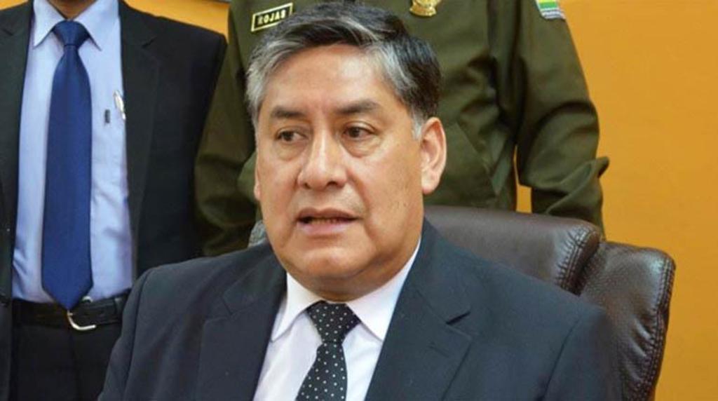 Fiscal de Bolivia afronta denuncias en el Parlamento