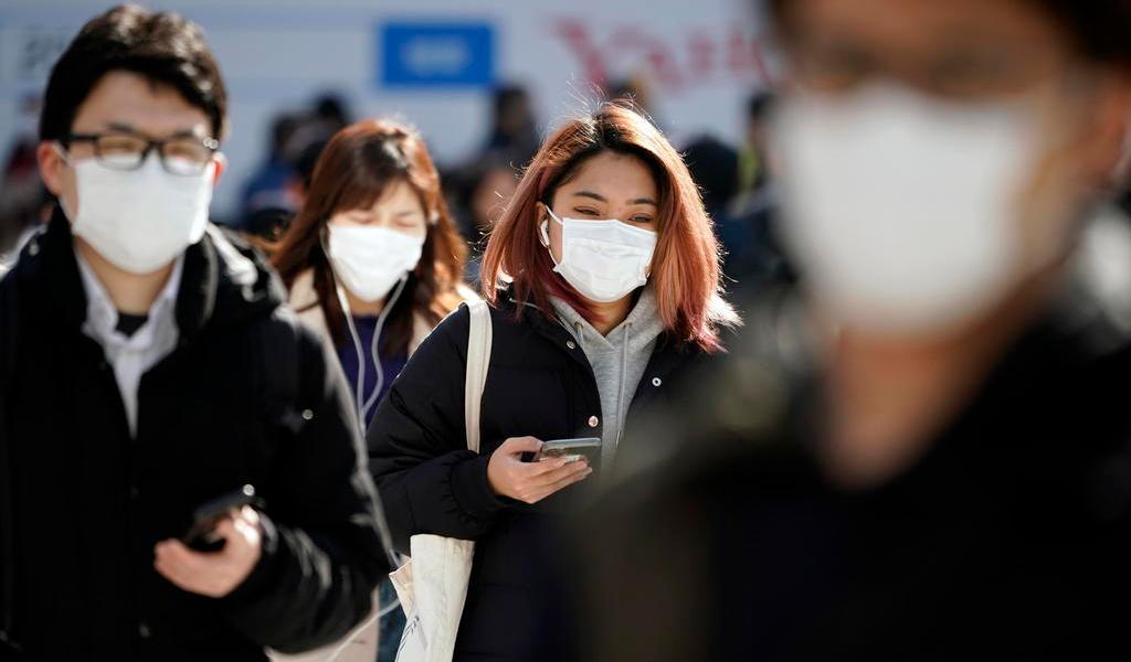Confirman primera muerte por coronavirus en Japón