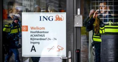 Estalla un nuevo paquete explosivo en Ámsterdam; ahora fue en un banco