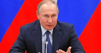 Mientras yo sea presidente, no habrá matrimonio homosexual en Rusia: Putin