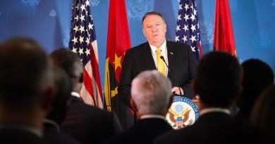 Ayudará EUA a Angola a recuperar dinero enviado con corrupción al extranjero