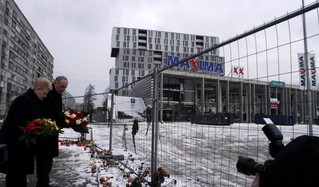 Condena Letonia a ingeniero por derrumbe de centro comercial que dejó 54 muertos