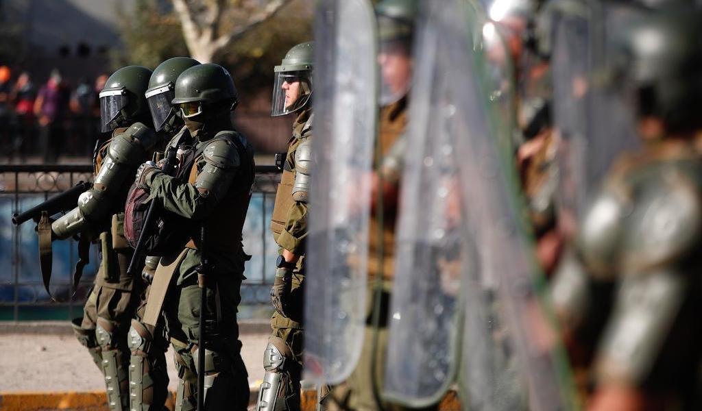 Contabilizan más de mil menores detenidos en protestas de Chile en 4 meses