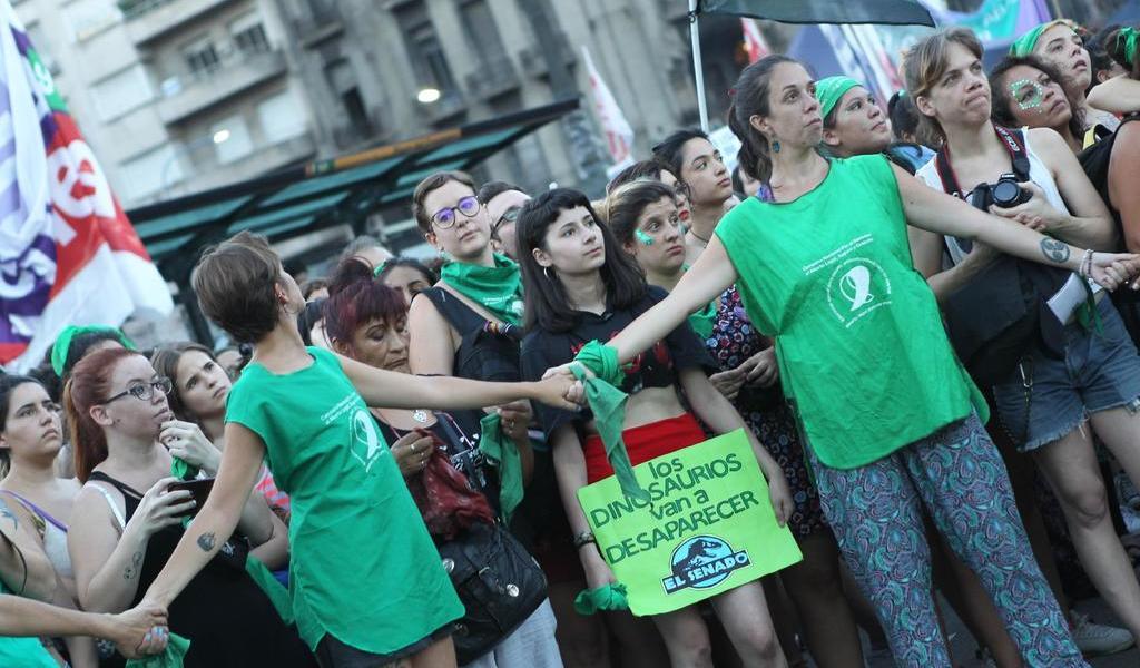 Marcharán argentinos en 'Pañuelazo #19F' por el aborto legal y seguro