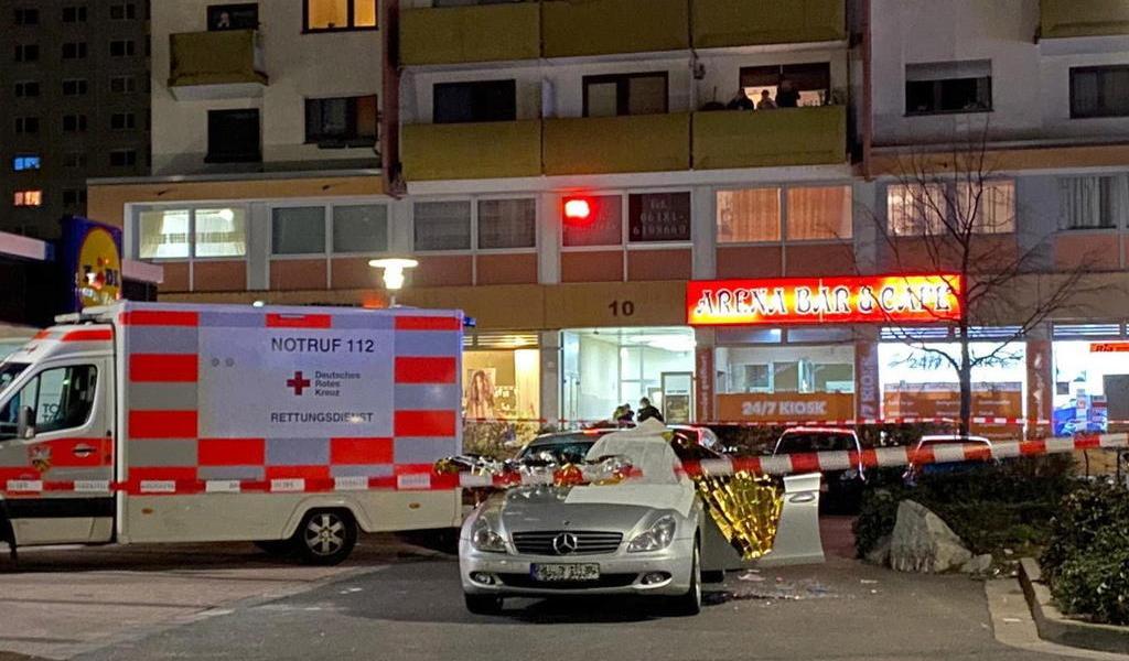 Hallan sin vida al presunto autor de los tiroteos en Alemania