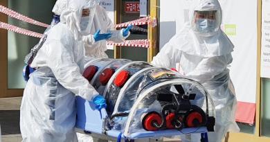 Corea del Sur registra primer deceso por el nuevo coronavirus