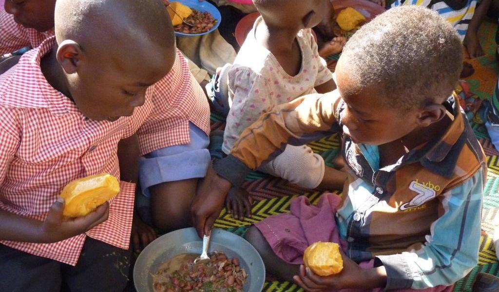 Alerta Unicef de 8.5 millones de niños con desnutrición crónica en la RDC