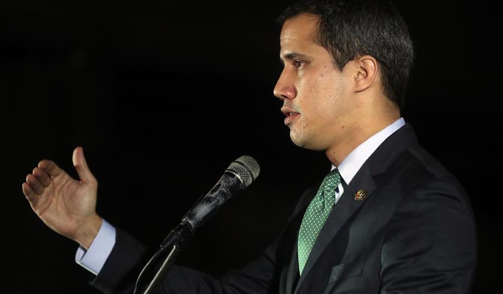 Anuncia Guaidó reingreso de Venezuela a organismos regionales