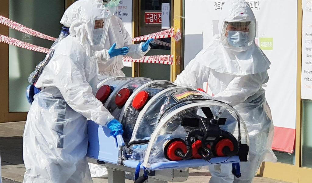 Corea del Sur, el segundo lugar más afectado por el coronavirus