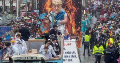 Atropello masivo en carnaval fue intencionado, considera la Policía alemana