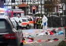 Atropello masivo en Alemania deja 30 heridos
