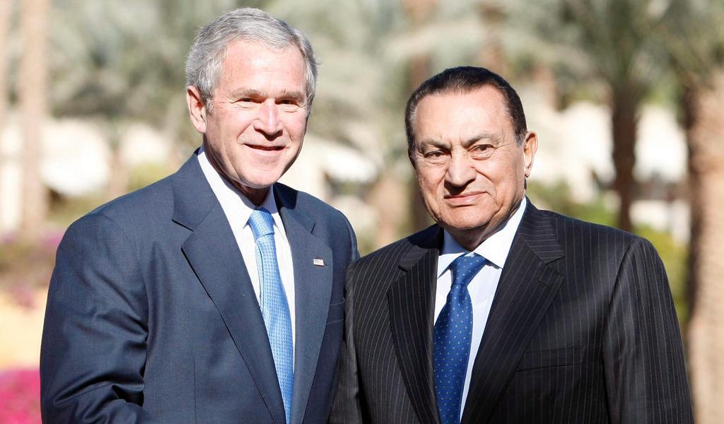 ¿Quién fue Hosni Mubarak, presidente de Egipto durante 30 años?