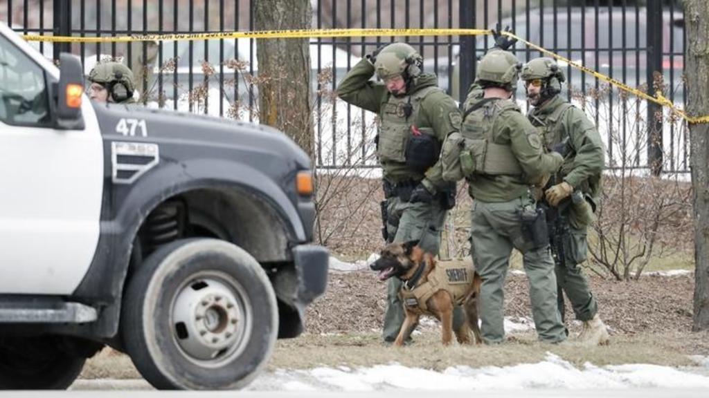 Extrabajador, responsable de tiroteo en empresa de Milwaukee