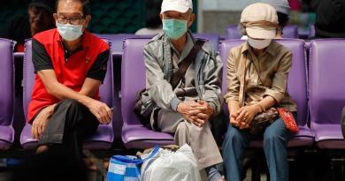 Corea del Sur registra 334 nuevos casos de coronavirus