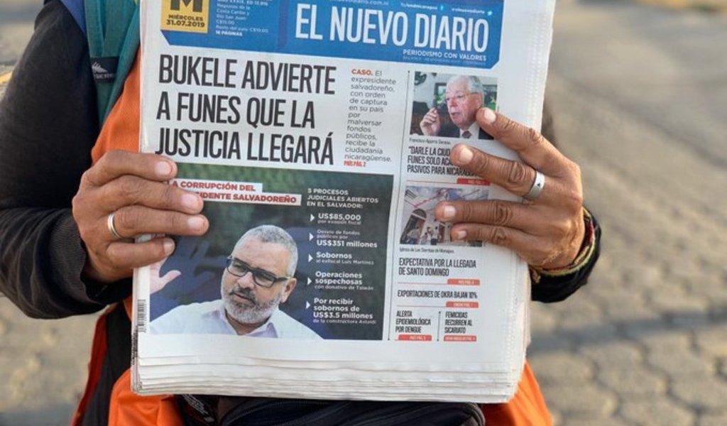 Ortega es enemigo de la prensa libre: periodistas