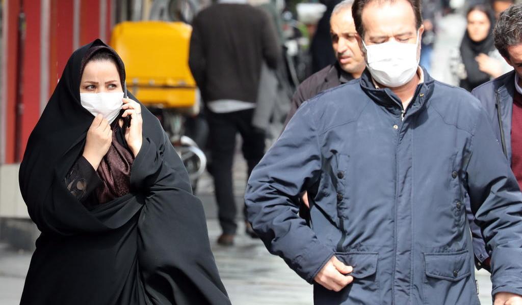 Detectan coronavirus a la vicepresidenta iraní Masumeh Ebtekar