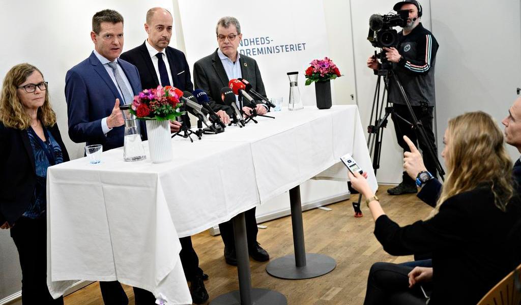 Confirma Dinamarca su primer caso de coronavirus