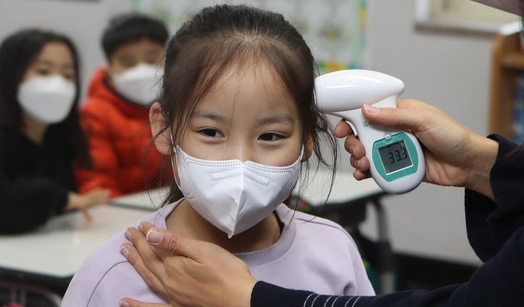 Supera Corea del Sur los 4,000 contagios de coronavirus