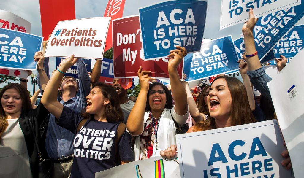 Tribunal Supremo de EUA estudiará de nuevo la legalidad del Obamacare