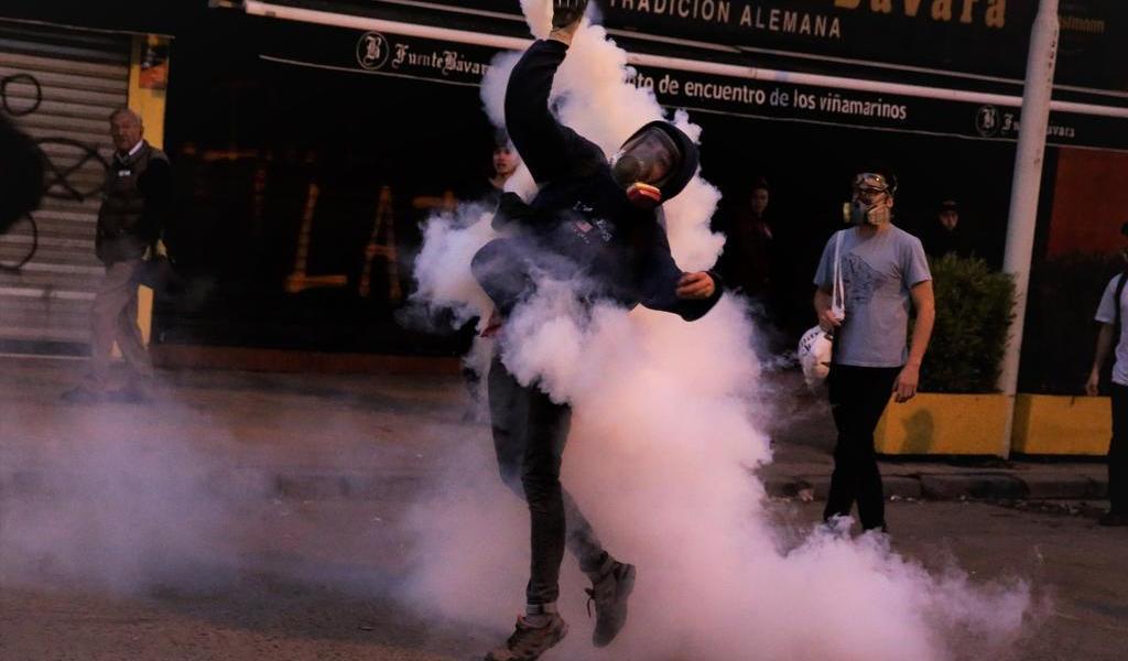 Chile inicia marzo con nuevas protestas y movilizaciones