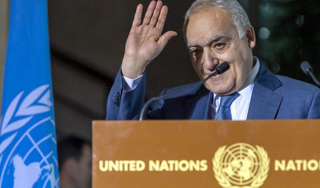 Tras dos años, renuncia el mediador de Naciones Unidas para Libia