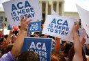 Estudiarán de nuevo legalidad de Obamacare