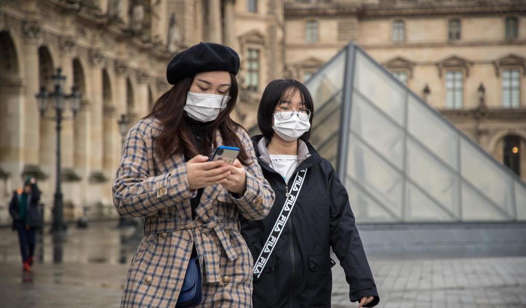 Requisa Francia todas las mascarillas para uso exclusivo sanitario